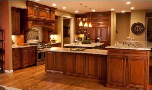 Lanfords custom cabinets l serving st louis for Webs custom kitchen